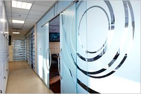 Вътрешни интериорни врати за офиси в София - от Борман Комерс