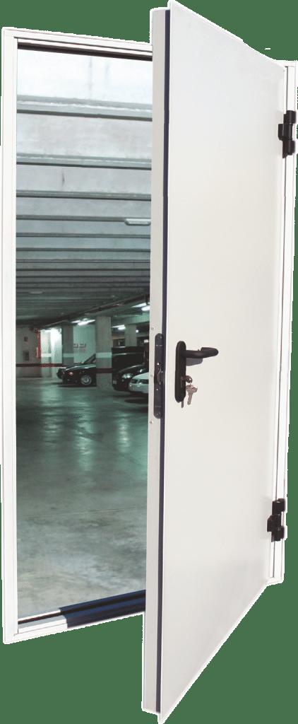 Метална пожароустойчива врата EI 60/120