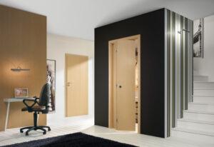 Сгъваема врата на полски завод