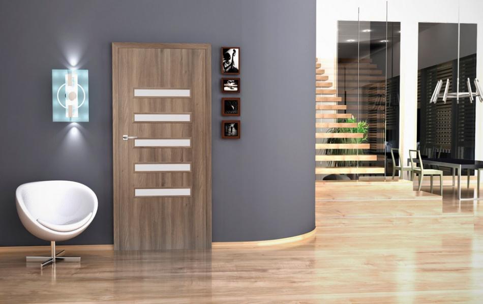 Сенчъри 6 - полска вътрешна врата
