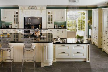 кухня с уреди за вграждане