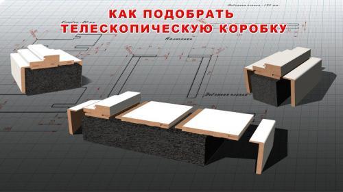 Интериорни врати от Украйна - регулируема каса