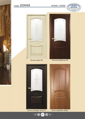врата НовСтил модел Dona1