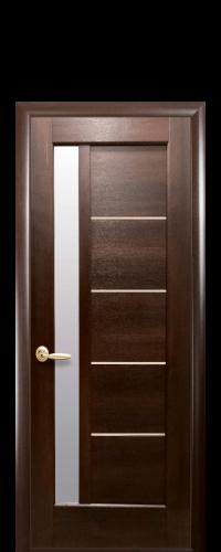интериорна-врата-Грета-кестен-стъкло