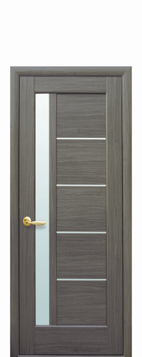 интериорна-врата-Грета-сиво-стъкло
