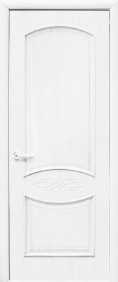 интериорна-врата-Дона-бяла-плътно