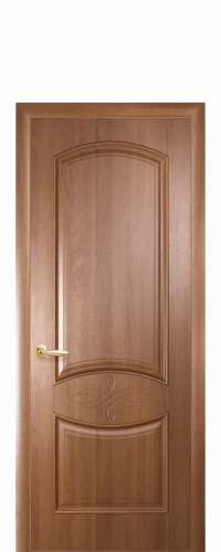 интериорна-врата-Дона-златна-елха-плътно