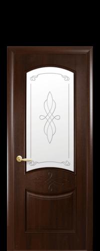интериорна-врата-Дона-кестен-стъкло