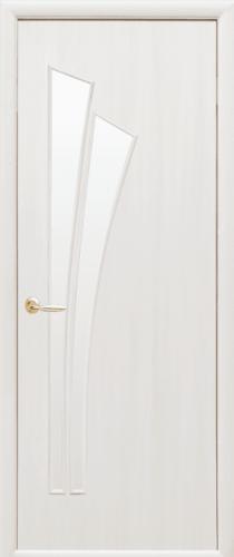 интериорна-врата-Лилия-бяло-стъкло