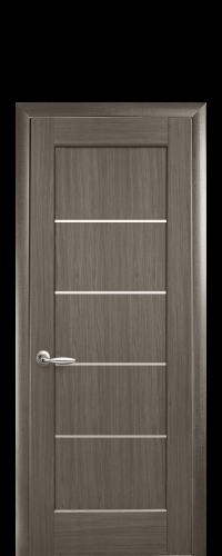 интериорна-врата-Мира-сива-стъкло-сатен