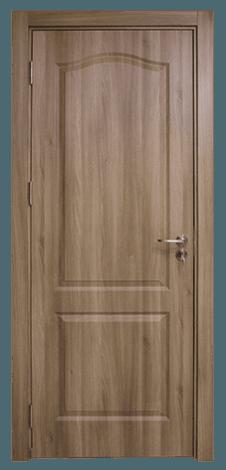 интериорна-врата-Фортис-златен-дъб-плътно