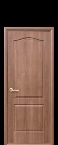 интериорна-врата-Фортис-златна-елха-плътно