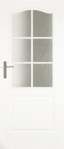 серия: Класик | модел: 2/3 стъкло | цвят: Бяло | цена с каса и дръжки: 418 лв.