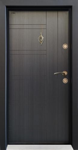 серия Parkdoor: модел SL-101 | цвят: Черна Перла | цена: 549 лв.*поддържа се и в размер за панелен апартамент