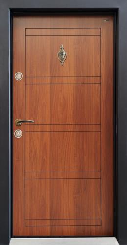 серия Parkdoor: модел SL-102 | цвят: Орех Металик | цена: 549 лв.*поддържа се и в размер за панелен апартамент