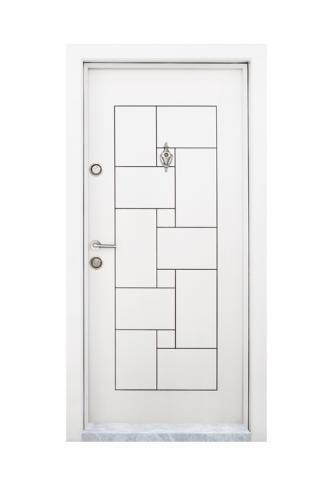 серия Panel: модел T-100 | цвят: Бяло | цена: 549 лв. *поддържа се на склад и в размер за панелен апартамент