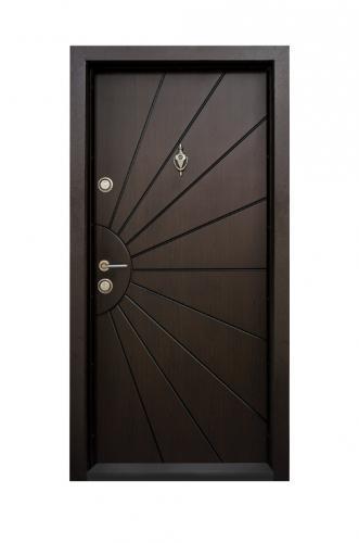 серия Panel: модел T-109 | цвят: Тъмен Орех | цена: 549 лв. *поддържа се на склад и в размер за панелен апартамент